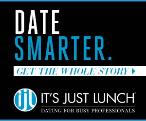 It's just lunch Banner 300x250